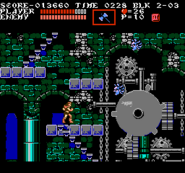 NES Castlevania 3 screenshot 3