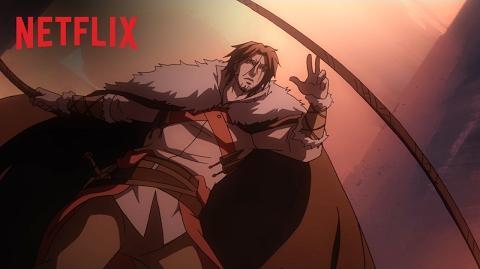 Castlevania (doblaje) - Avance - Netflix