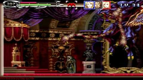 Castlevania Dawn of Sorrow Julius Mode (Soma Dark Lord Reincarnation Pt