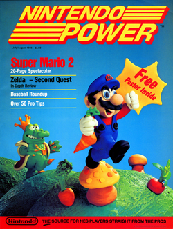 Nintendo Power - 01