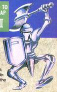 NP C3 Axe Armor