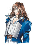Richter Belmont from Symphony of the Night