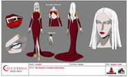 Carmilla (as) official model sheet s3