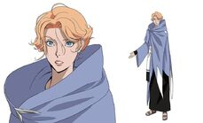 Sypha Belnades (animated series) - 01