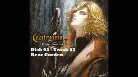 Castlevania Lament of Innocence OST - Rear Garden