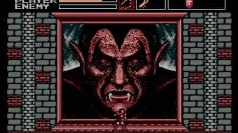 Vampire Killer (MSX) - No Death Walkthrough