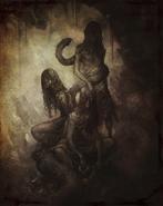 Euryale, Stheno and Medusa Book of Dracul