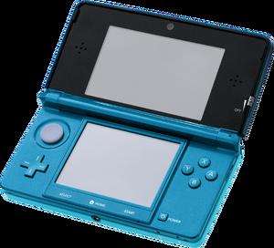Nintendo 3DS - 01