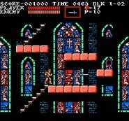 NES Castlevania 3 screenshot 2