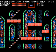 NES Castlevania 3 screenshot 2