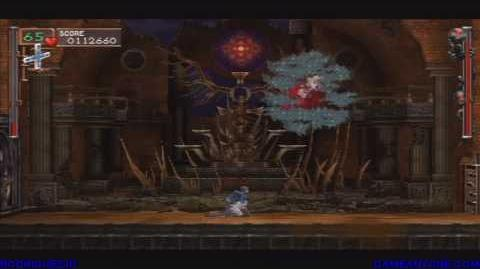 Castlevania The Dracula X Chronicles Walkthrough (Stage 7 L
