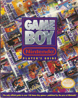 Game Boy Nintendo's Player Guide Cover