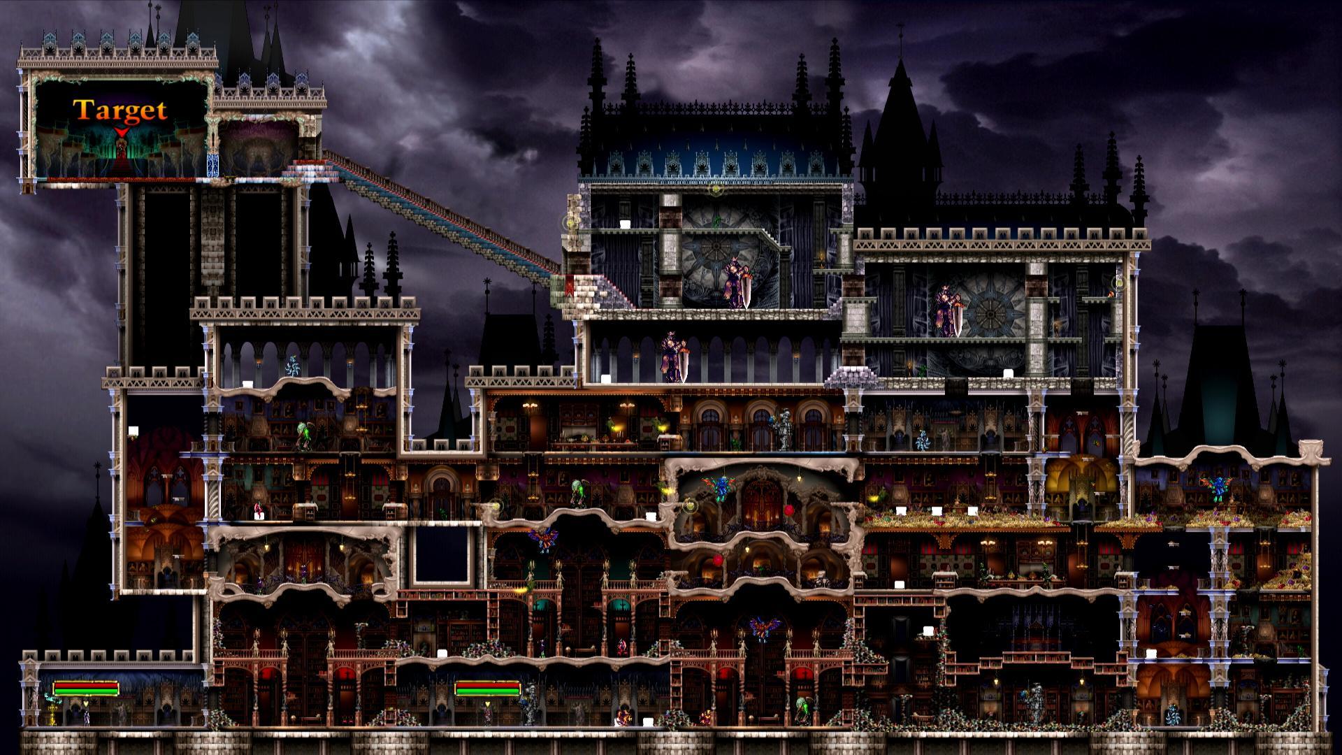 Harmony Of Despair Stage 6 Castlevania Wiki Fandom Powered By Wikia