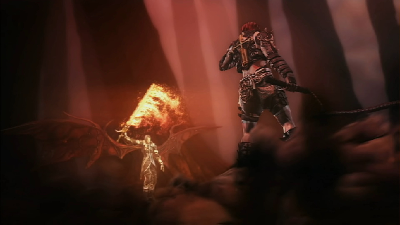 File:Judgment Intro 37 - Alucard's Flaming Sword.JPG