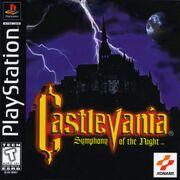 Castlevania - Symphony of the Night (gamebox)