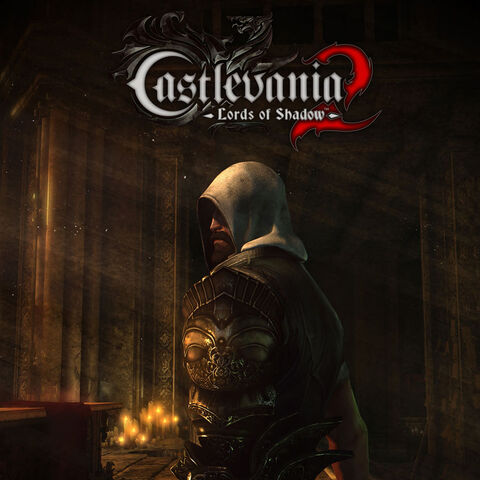 Póster de promoción en <i>Castlevania: Lords of Shadow 2</i>.