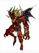 CoD Flame Demon Concept