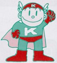 Konami Man - Konami Wai Wai World - 01