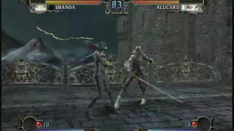 Castlevania Judgment (Shanoa Story Pt