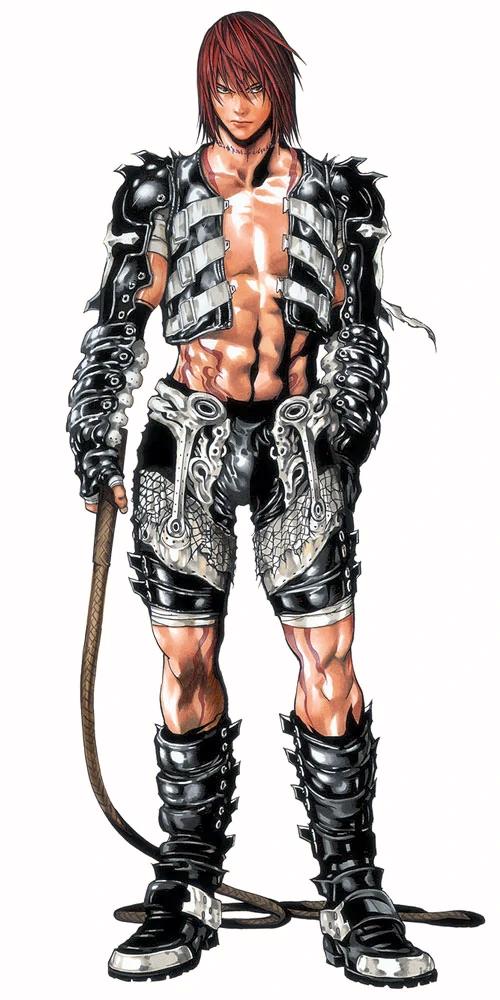 Simon Belmont do 悪魔城ドラキュラ Akumajō Dorakyura (Castlevania)