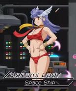 Konami Lady - 01