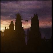 Castle Map Alucard
