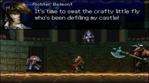 Castlevania Symphony of the Night-100% no damage-Part 4-Lord of The Castle