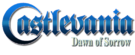 Castlevania Dawn of Sorrow logo
