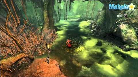 Castlevania Lords of Shadow Walkthrough - Part 3 The Dead Bog