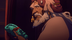 Stone Mask (animated series) - 01