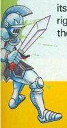 NP Simon's Quest Armor Knight