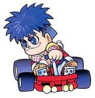 Goemon Racing