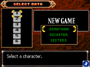 Portrait of Ruin - Name Entry Screen - 02