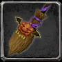 GoS Jack-O'-Lantern Broom