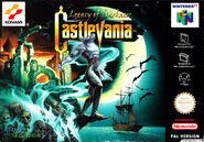 Castlevania legacy eu