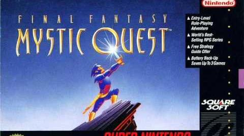 Final Fantasy Mystic Quest Dark King's Theme