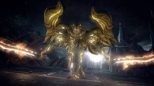 Golden-Paladin