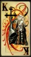 King of Crosses - Alucard