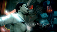 Raisa Volkova from Draculas Destiny Trailer