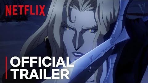 Castlevania Season 2 Official Trailer HD Netflix