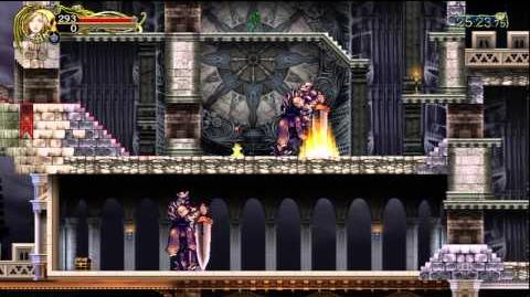 Castlevania Harmony of Despair - Secret Item 6