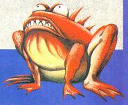 NP C3 Frog