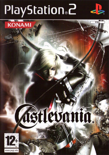 Castlevania: Lament of Innocence - ps2 - Walkthrough and ...