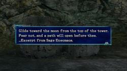 Curse of Darkness - Sage Eneomaos - 01