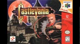 Castlevania 64 OST 06 - Intrusion.