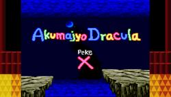Peketitle-X-Chronicles