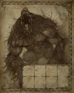 Cave Troll Travel Book