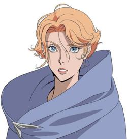 Sypha Belnades anime profile