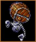 Castlevania-DoS-Mono Esqueleto