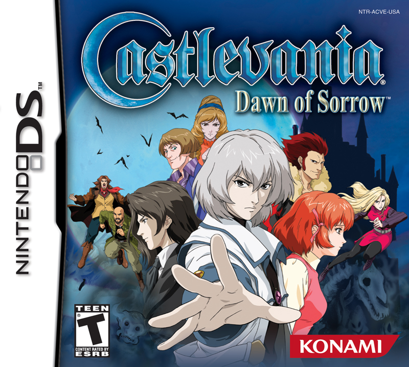 Image result for castlevania dawn of sorrow